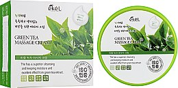 Духи, Парфюмерия, косметика Массажный крем с экстрактом зеленого чая - Ekel Green Tea Massage Cream
