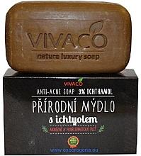 Духи, Парфюмерия, косметика Натуральное мыло с ихтиолом - Vivaco