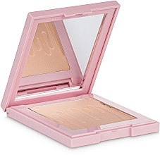 Пудра для лица - Kylie Cosmetics Pressed Perfecting Powder You're Perfect — фото N3