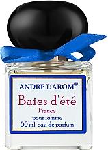 Духи, Парфюмерия, косметика Andre L'arom Lovely Flauers Baies D`Ete - Парфюмированная вода