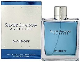 Davidoff Silver Shadow Altitude - Туалетная вода (мини) (тестер) — фото N2
