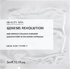 Духи, Парфюмерия, косметика Дневной лифтинговый крем-филлер от морщин - Beauty Spa Genesis Revolution (пробник)
