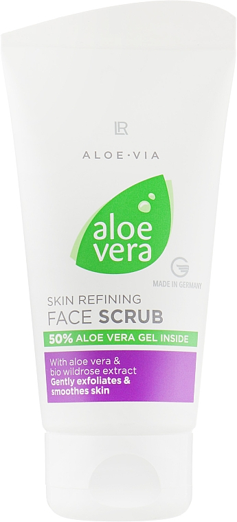 Скраб для лица - LR Health & Beauty Aloe Vera Skin Refining Face Scrub