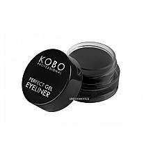Духи, Парфюмерия, косметика Гелевая подводка - Kobo Professional Perfect Gel Eyeliner