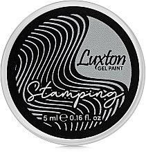 Духи, Парфюмерия, косметика Гель-краска для стемпинга - Luxton Stamping Gel Paint