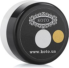 Парфумерія, косметика 3D Гель-пластилін - Koto
