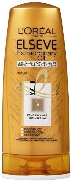Питательный бальзам для нормальных и сухих волос - L'Oreal Paris Elseve Extraordinary Oil Coconut Conditioner