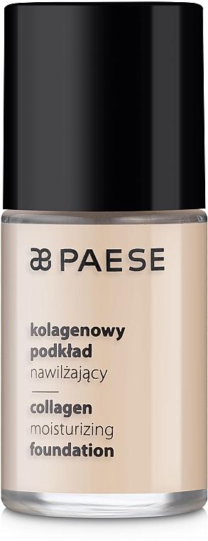 Тональный крем - Paese Collagen Moisturizing Expert (тестер)