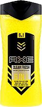 Духи, Парфюмерия, косметика Гель для душа - Axe You Clean Fresh Shower Gel