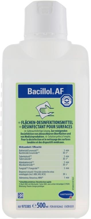 """Дезинфицирующее средство """"Бациллол AF"""" - Bode"""
