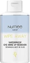 Духи, Парфюмерия, косметика Средство для снятия водостойкого макияжа с глаз - Numee Glow Up Wipe Away Waterproof Eye Make-Up Remover