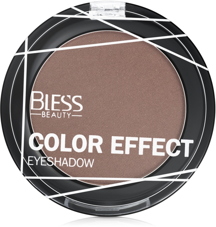 Моно тени для век - Bless Beauty Color Effect Eyeshadows — фото N3