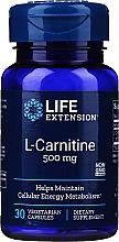 "Духи, Парфюмерия, косметика Пищевая добавка ""Карнитин"" - Life Extension L-Carnitine"