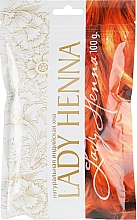 Духи, Парфюмерия, косметика Натуральная индийская хна - Lady Henna