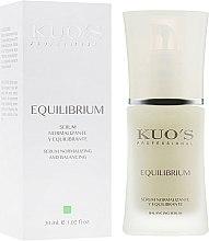 Духи, Парфюмерия, косметика Сыворотка восстанавливающая - Kuo's Equilibrium Serum