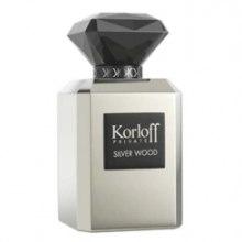 Духи, Парфюмерия, косметика Korloff Paris Silver Wood - Парфюмированная вода (тестер с крышечкой)