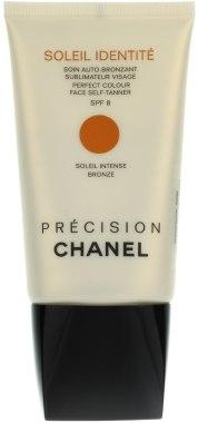 Средство для автозагара - Chanel Soleil Identite SPF 8 Intense Bronze (тестер)