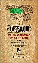 """Духи, Парфюмерия, косметика Шампунь для окрашенных волос """"Сияние цвета"""" - Uberwood Colour Shine Shampoo (пробник)"""