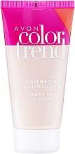 Духи, Парфюмерия, косметика Тональный крем - Avon Color Trend Fresh Face Foundation