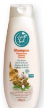 "Духи, Парфюмерия, косметика Шампунь для волос ""Масло Ши"" - Fresh Feel Shea Butter Shampoo"