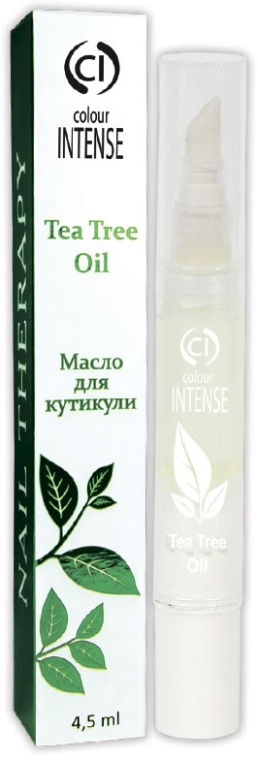 """Масло для ногтей и кутикулы """"Чайное дерево"""" - Colour Intense Tea Tree Oil Pencil"""