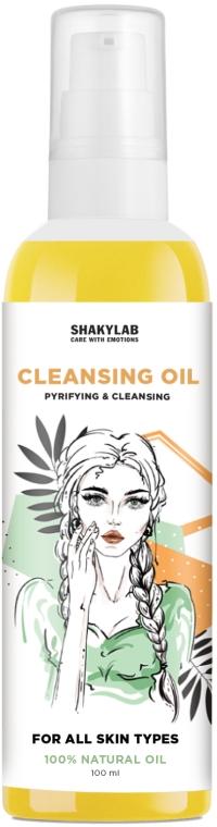 Гидрофильное масло для всех типов кожи - SHAKYLAB Hydrophilic oil