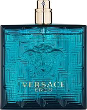 Духи, Парфюмерия, косметика Versace Eros - Туалетная вода (тестер без крышечки)