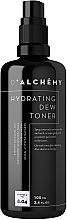 Духи, Парфюмерия, косметика Увлажняющий тоник для лица - D'Alchemy Hydrating Dew Toner