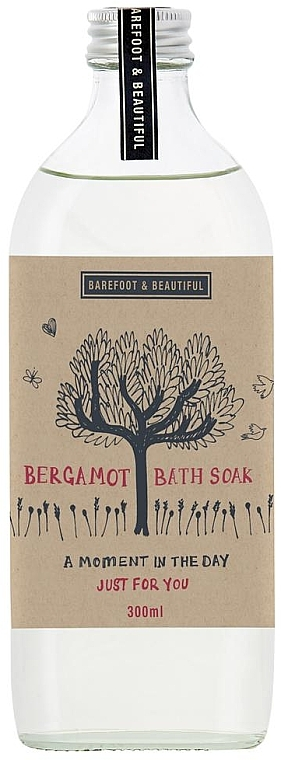 """Лосьон для ванны """"Бергамот"""" - Bath House Bath Soak Bergamot"""