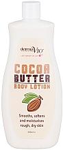 Духи, Парфюмерия, косметика Лосьон для тела с кокосом - Derma V10 Cocoa Oil Body Lotion