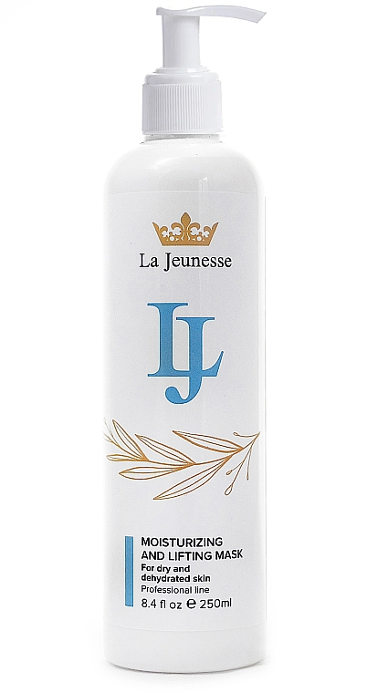 "Гель-маска для лица ""Увлажнение и лифтинг"" - La Jeunesse Gel-Mask Hydration And Lifting"