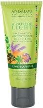 Духи, Парфюмерия, косметика Крем для рук - Andalou Naturals Lime Blossom Hand Cream
