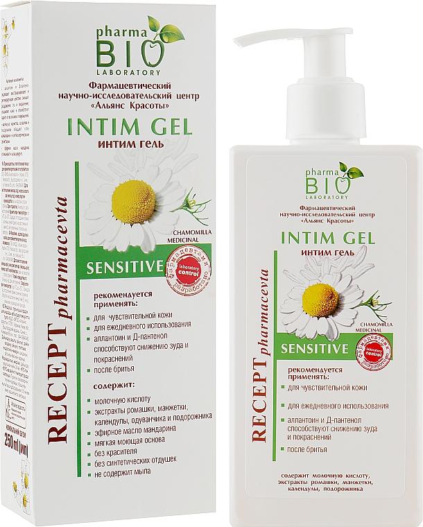 Интим гель - Pharma Bio Laboratory Intim Gel Sensitive
