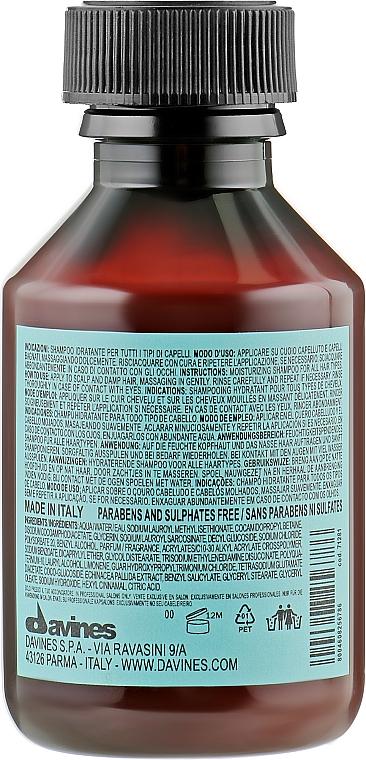 Зволожуючий шампунь для всіх типів волосся - Davines Well Being Shampoo — фото N2