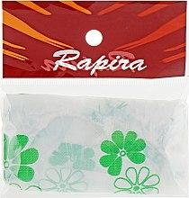 Духи, Парфюмерия, косметика Шапочка для душа, Т5113, зеленые цветы - Rapira