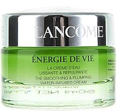Духи, Парфюмерия, косметика Увлажняющий крем для лица - Lancome Energie De Vie The Smoothing & Plumping Water