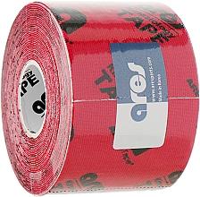 """Духи, Парфюмерия, косметика Кинезио тейп """"Red"""" - Ares Kinesio Tape Logo"""