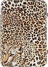 Духи, Парфюмерия, косметика Чехол для маникюрных инструментов, на 9 предметов, леопард - Элита