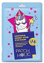 Духи, Парфюмерия, косметика Маска для кожи вокруг глаз - Patch Holic Costopia Honey Star Eye Mask