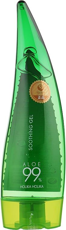 Успокаивающий и увлажняющий гель с алоэ - Holika Holika Aloe 99% Soothing Gel