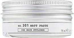 Парфумерія, косметика Матова паста для волосся, сильної фіксації - Depot Hair Styling 301 Matt Past