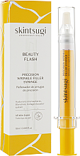 Духи, Парфюмерия, косметика УЦЕНКА Сыворотка-филлер - Skintsugi Beauty Flash Precision Wrinkle Filler Syringe *