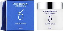 Парфумерія, косметика Серветки для конотролю жирності шкіри - Zein Obagi Zo Skin Health Oil Control Pads