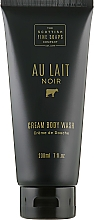 Парфумерія, косметика Крем-гель для душу - Scottish Fine Soaps Au Lait Noir Cream Body Wash