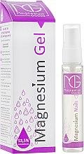 Духи, Парфюмерия, косметика Гель для укрепления ногтей с магнием - Magnesium Goods Nails