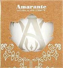 Духи, Парфюмерия, косметика Мыло ручной работы Амаранте с листьями крапивы - Лавка мыльных сокровищ