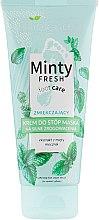 Духи, Парфюмерия, косметика Смягчающая крем-маска для ног - Bielenda Minty Fresh Foot Care Softening Foot Cream Mask