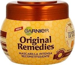Духи, Парфюмерия, косметика Интенсивная питательная маска для волос - Garnier Original Remedies Intense Nutrition Mask