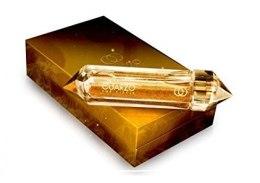 Духи, Парфюмерия, косметика Cuarzo The Circle Sea Gold Swarovski - Парфюмированная вода + пробник