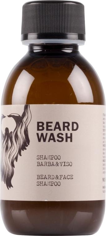 Шампунь для лица и бороды - Nook Dear Beard Shampoo Wash